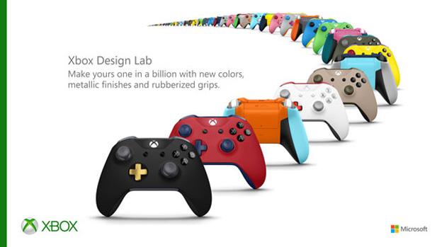 Das Xbox Design Lab ist nun auch in Deutschland verfügbar