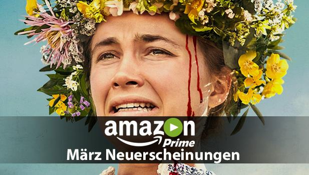 Amazon Prime März