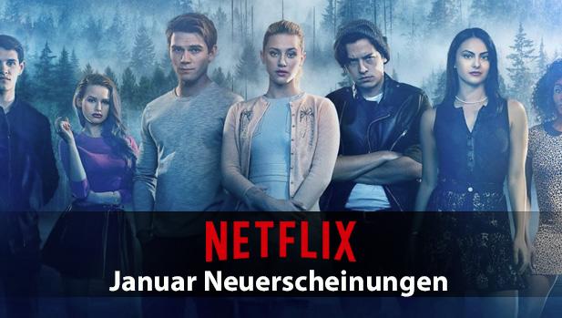 Netflix August 2021 Neuerscheinungen
