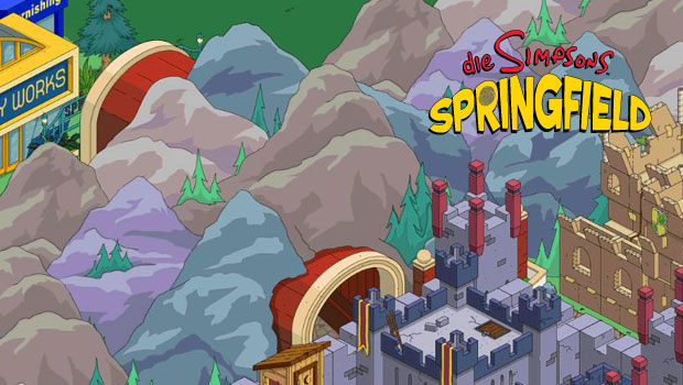 Simpsons Springfield Heights apk download