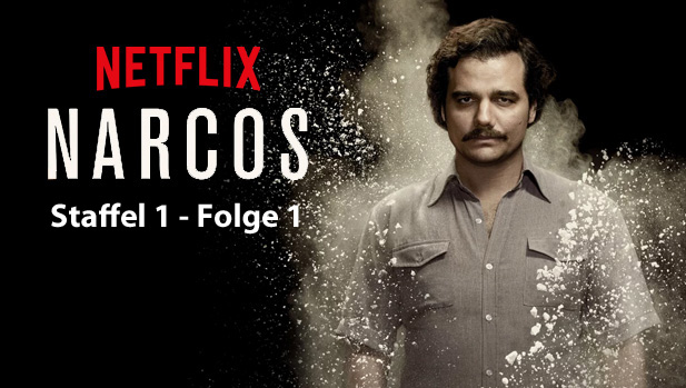 narcos review 1x01 die welt von pablo escobar. Black Bedroom Furniture Sets. Home Design Ideas
