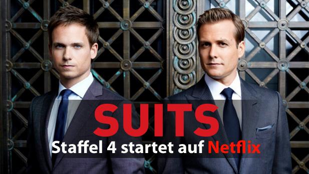 Suits Bei Netflix
