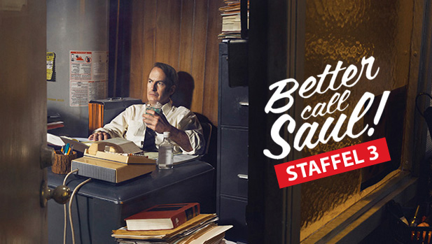 Better Call Saul Staffel 3 Netflix