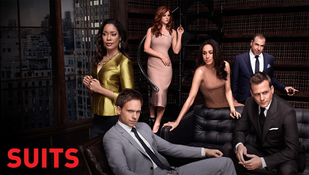 Suits Staffel 8 Trailer