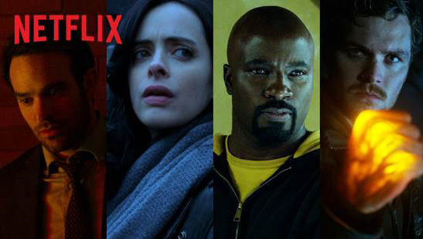 Erster offizieller Trailer von Marvels The Defenders