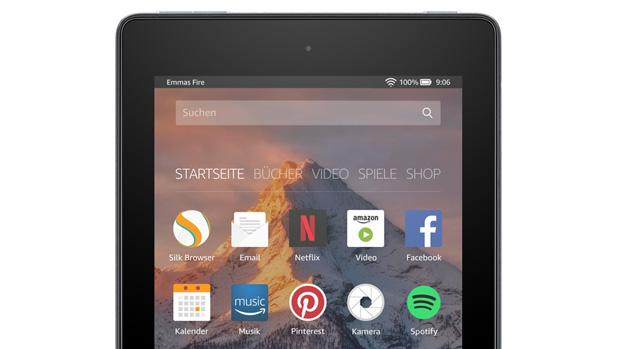 Amazon-Tablets: Neue Ausgaben von Fire 7 und Fire HD 8