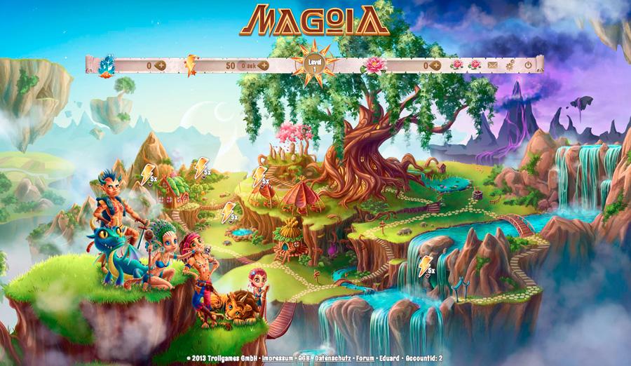 Browsergames Fantasy