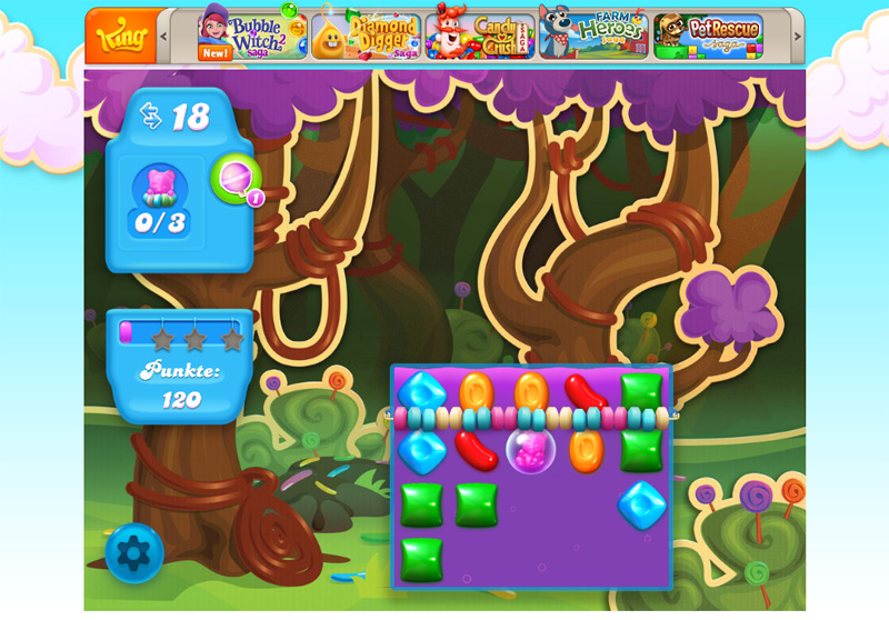 candy crush alle level