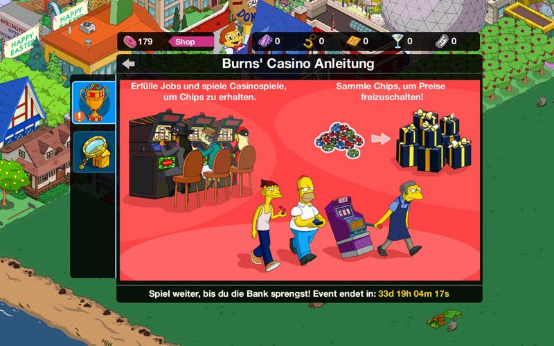 Springfield Casino Tipps
