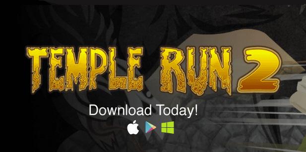 Temple Run Ziel Des Spiels