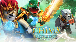 Lego: Legends of Chima Online