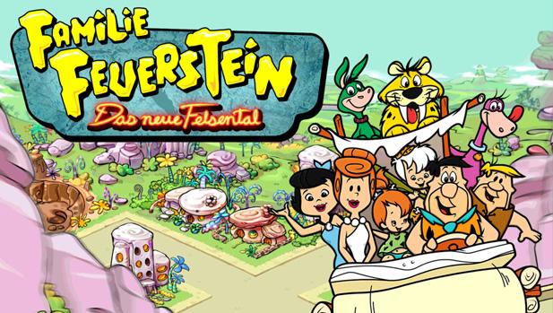 Familie Feuerstein: Das neue Felsental