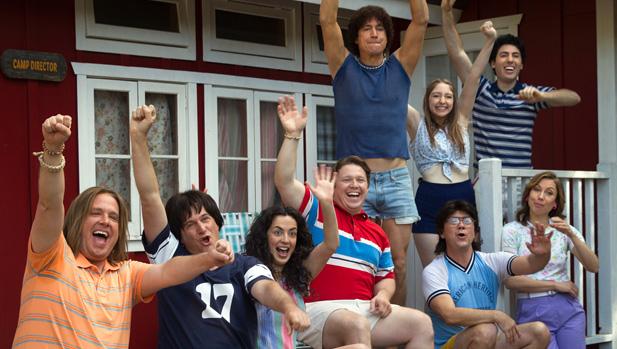 Wann Kommt Wet Hot American Summer Staffel 2 Auf Netflix