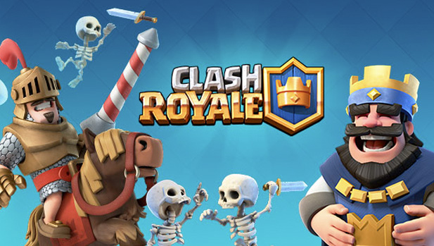 [iOS] Clash Royale (Позже Android)