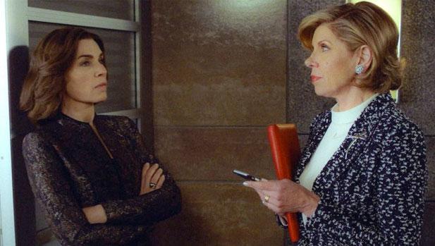 The Good Wife Staffel 7 Netflix