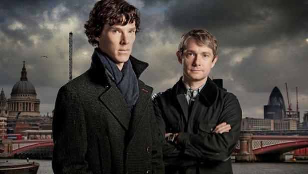 Netflix Sherlock Staffel 4