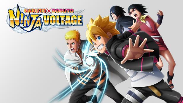 Naruto X Boruto Ninja Voltage APK Fur Android Herunterladen