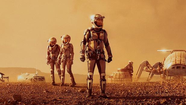 Mars (Miniserie) Besetzung