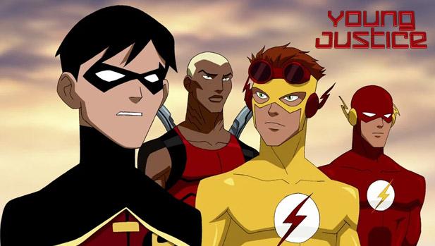 Young Justice Staffel 3 Deutsch