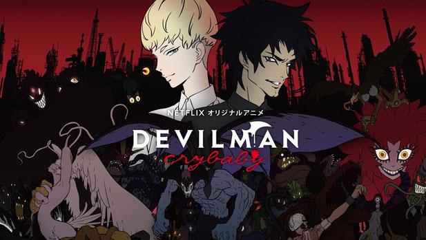 Wann Kommt Devilman Crybaby Staffel 2 Auf Netflix Newsslashcom
