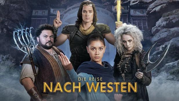 Die Reise Nach Westen Serie