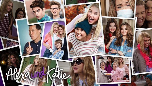 Alexa und Katie