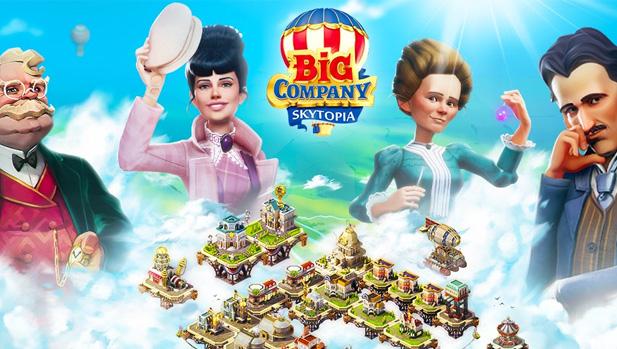 Big Company: Skytopia