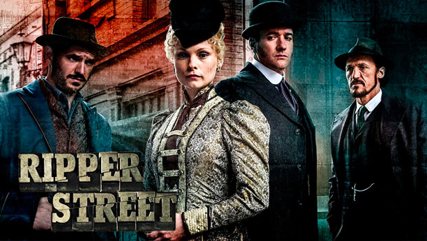 Ripper Street Staffel 6