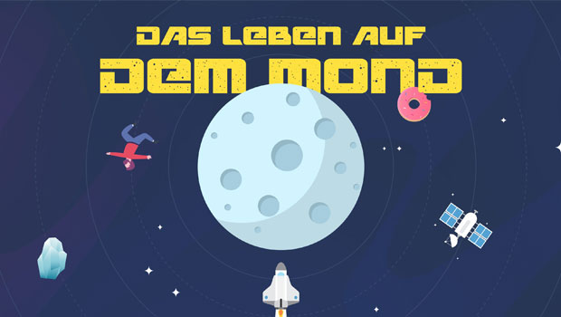 Mondbesiedelung