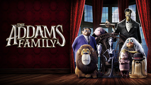 The Addams Family Animation