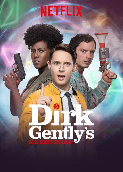 dirk gently staffel 2
